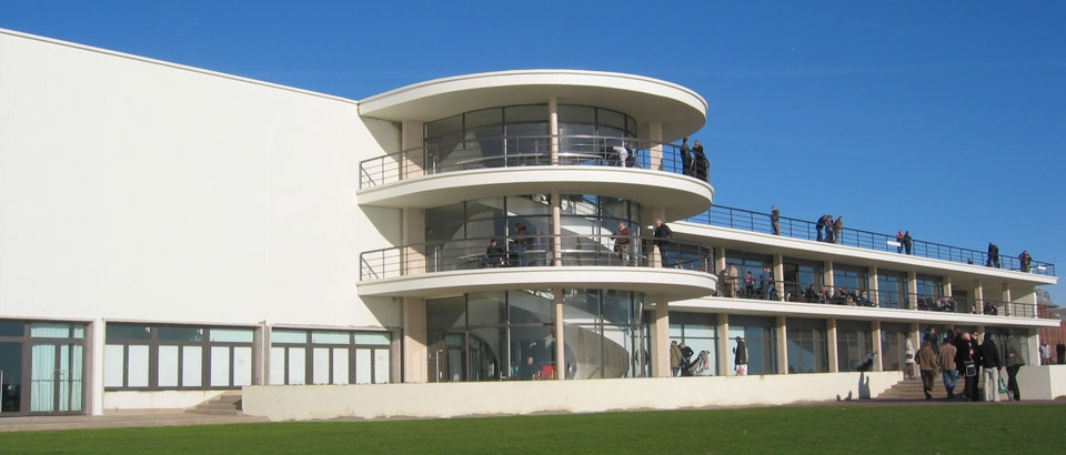 De La Warr Pavilion, Bexhill on Sea